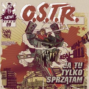 O.S.T.R. / OSTR - Ja tu tylko sprzątam (2008) |Upload dla Loudwarez.pl