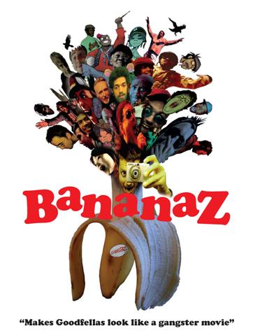 bananaz-poster
